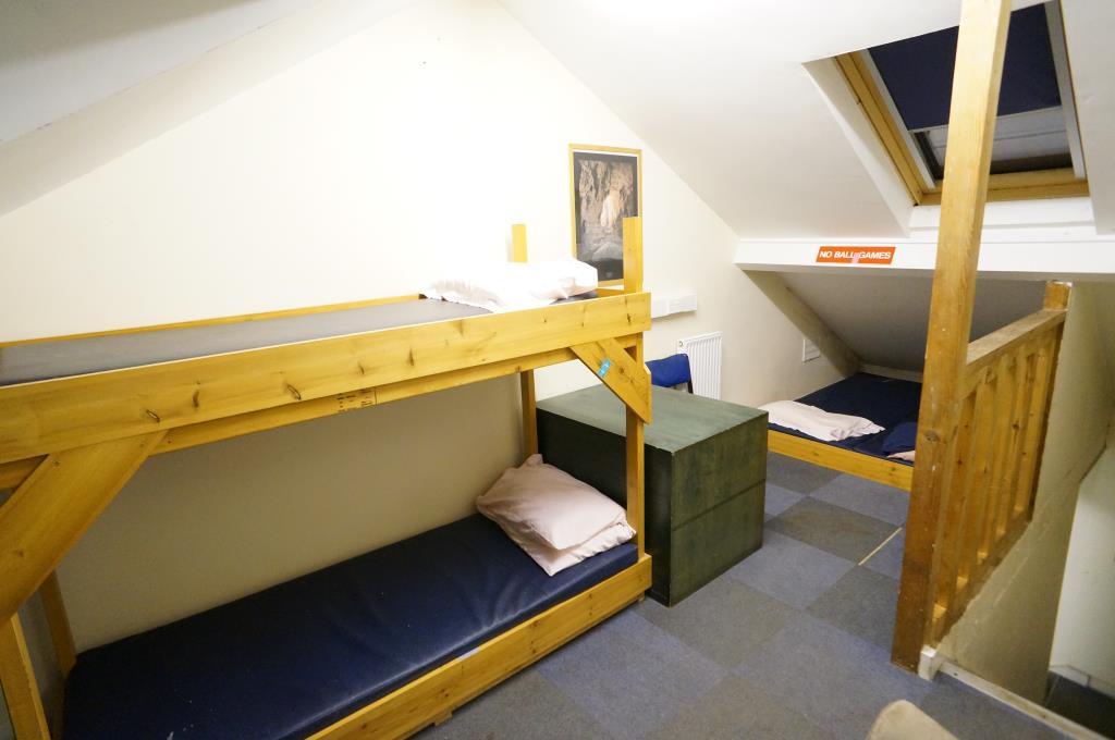 Belfry upper bunkroom 2014